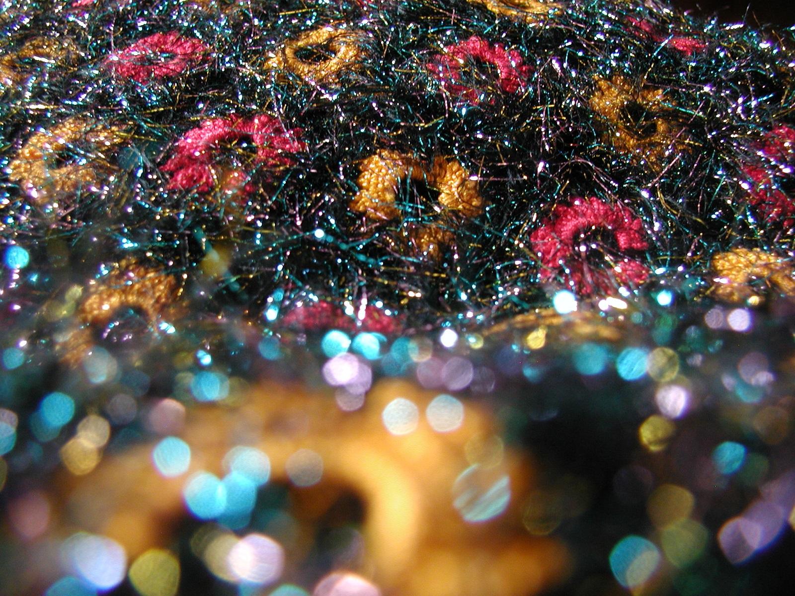 Discotheque Multicolor Afghan - Discothèque coperta arredo