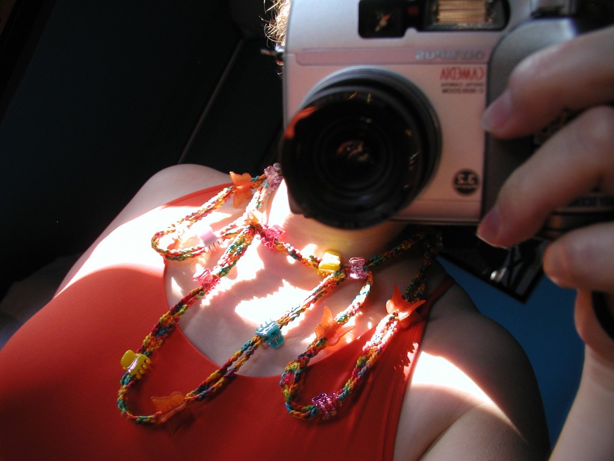 """The Joy of Summer Whimsical Multicolor Necklace - Collana fantasia multicolor """"Gioia dell'Estate"""""""