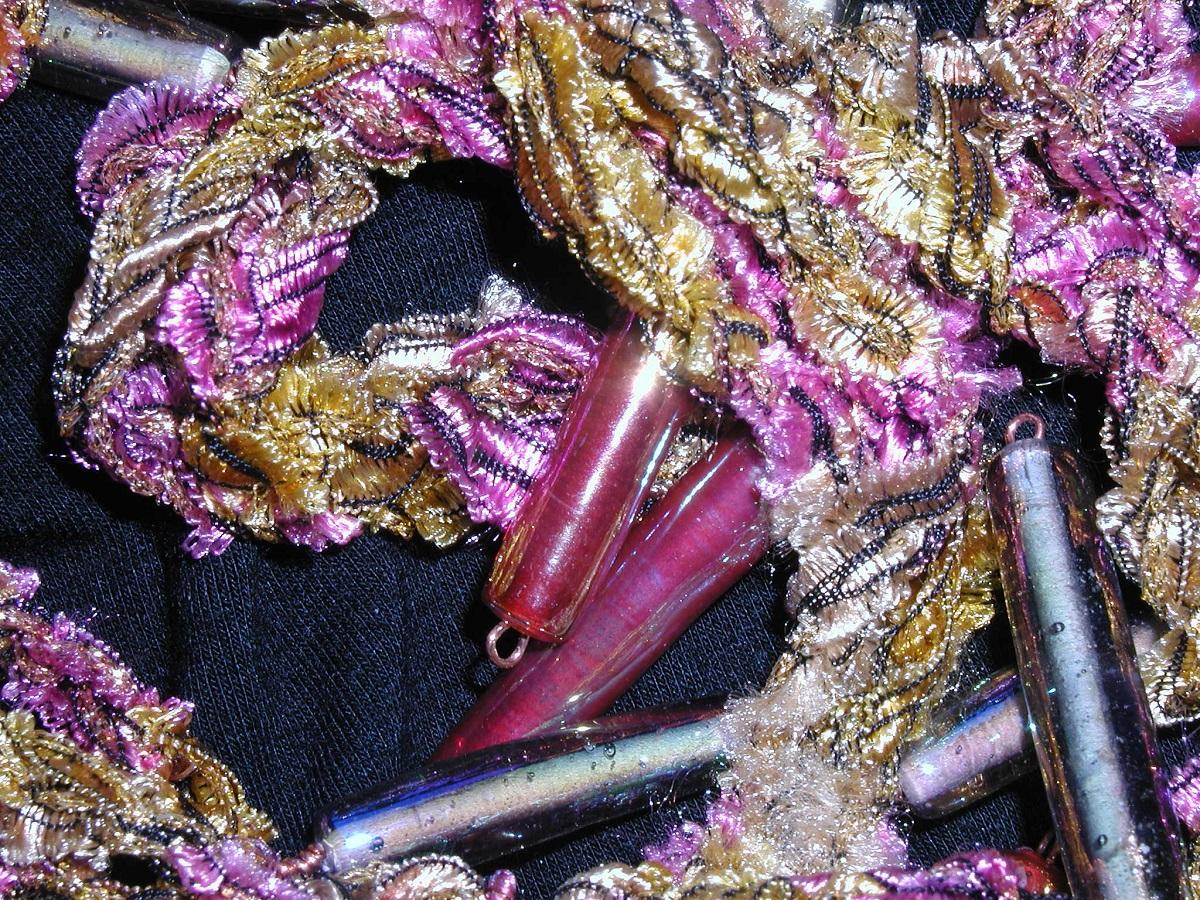 "Lovingly Pink Fancy Necklace - Collana fantasia ""Gioiosa in Rosa"""