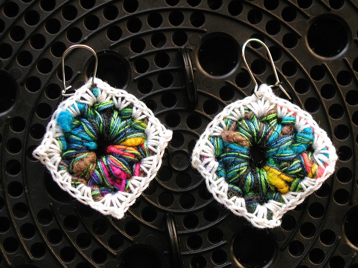 """Egle Collection Earrings - Orecchini da collezione """"Egle"""""""