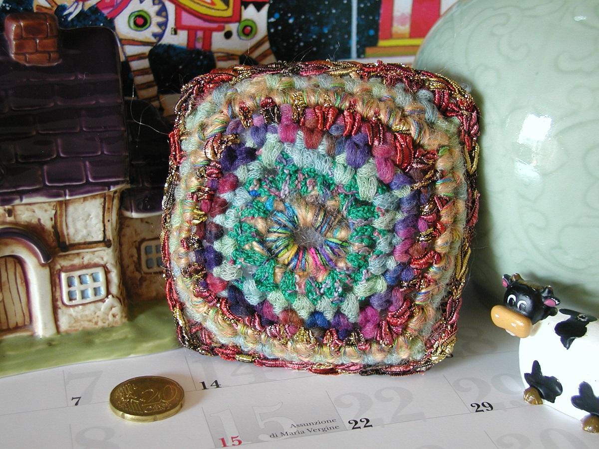 """Gulliver Miniature Pillow – Cuscino in miniatura """"Gulliver"""""""