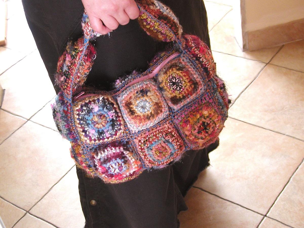"Funny Chic Shoulder Bag - Borsa a spalla ""Funny Chic"""