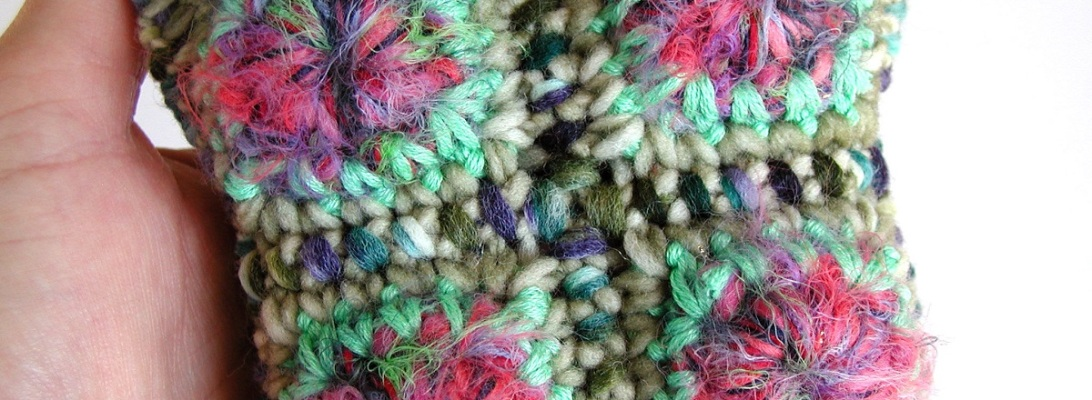 Coin Pouch, Multicolor in Green - Portamonete multicolor in verde