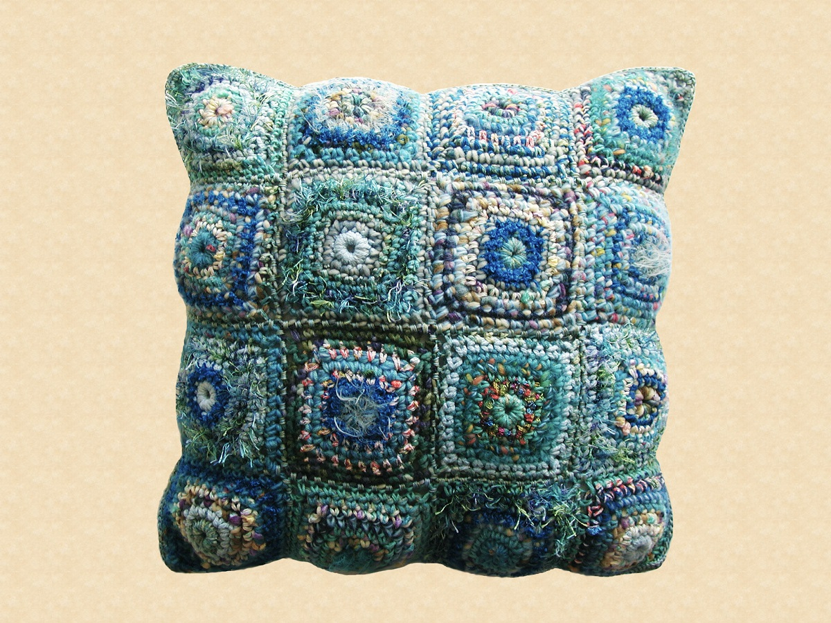 Jonathan Square Decorative Pillow - Jonathan cuscino arredo quadrato