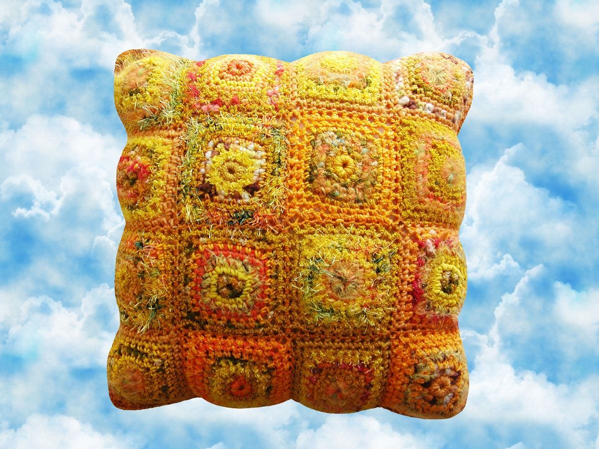 Burton Square Decorative Pillow - Burton cuscino arredo quadrato