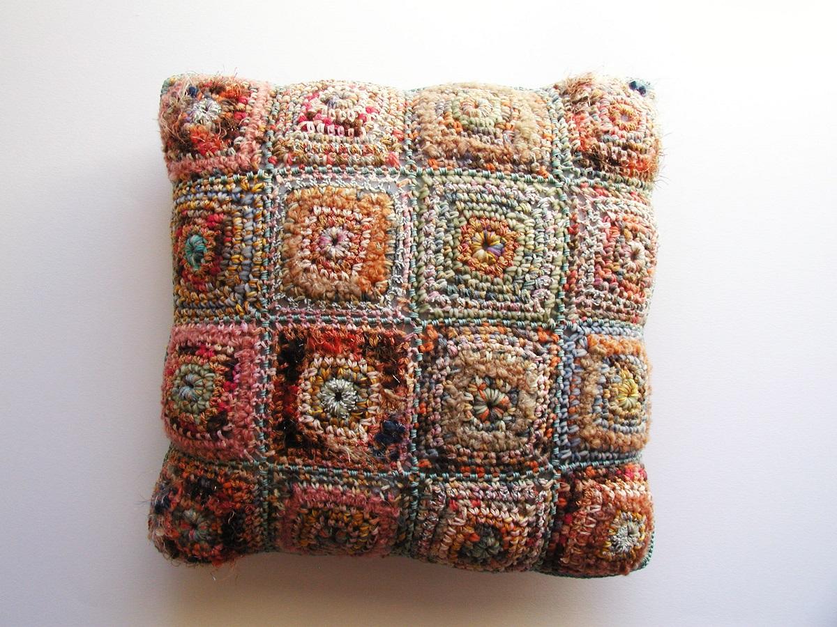 Bartholomew Square Decorative Pillow - Bartholomew cuscino arredo quadrato