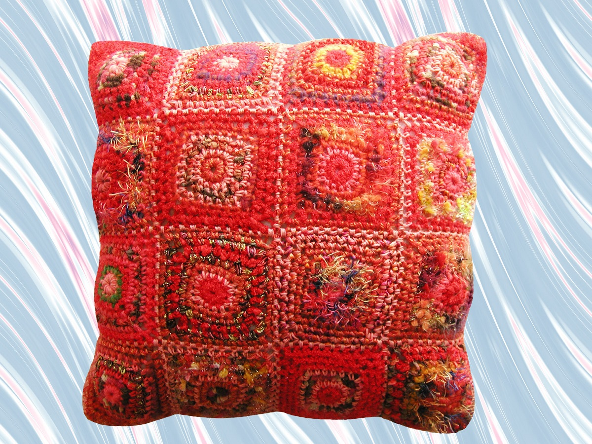 Reginald Square Decorative Pillow - Reginald cuscino arredo quadrato