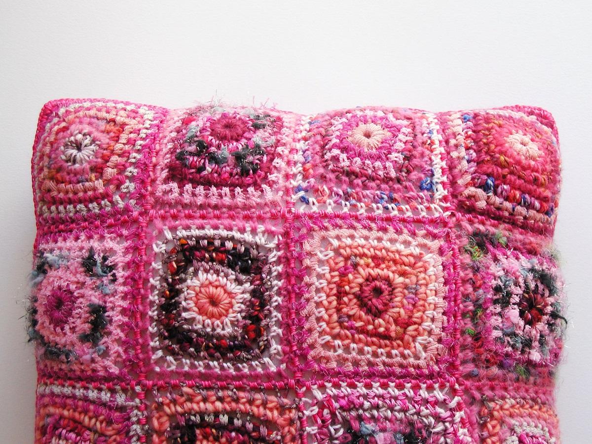 Halley Square Decorative Pillow - Halley cuscino arredo quadrato