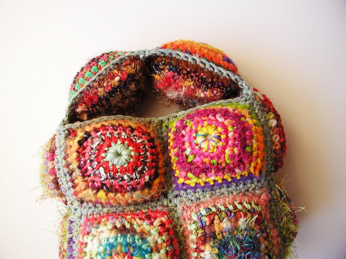 "Zara Funny Chic Mini Bag - Mini borsa Funny Chic ""Zara"""