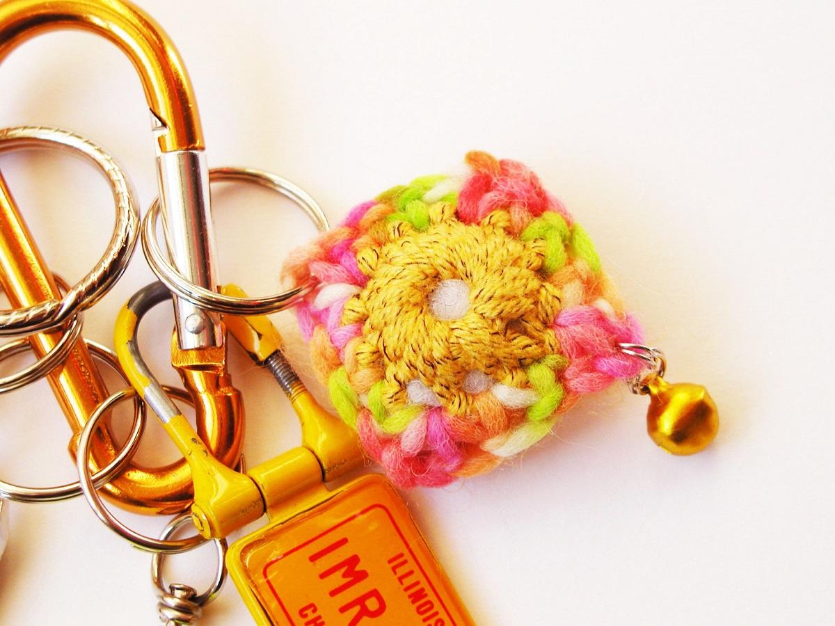 Chicago, Illinois Whimsy Keychain – Chicago, Illinois portachiavi fantasia