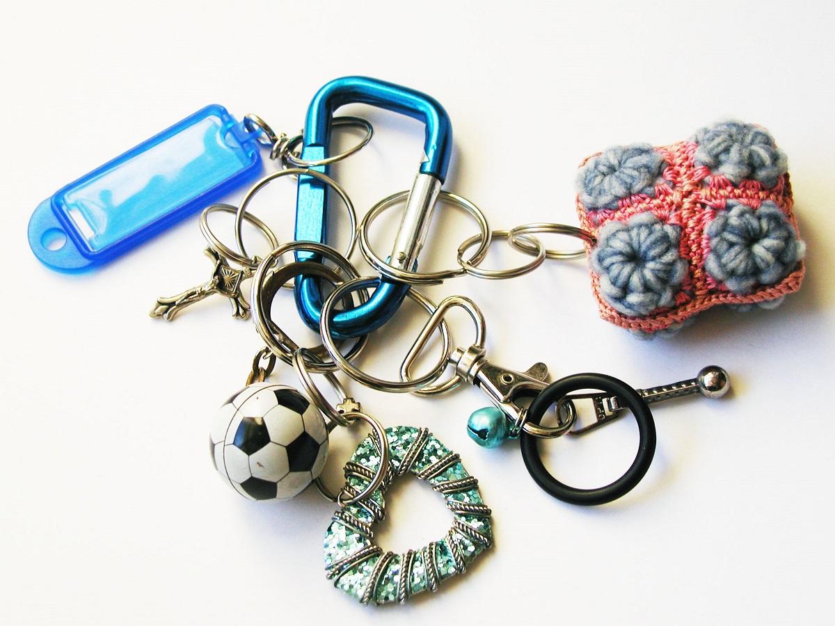 Soccer Love RRR Keychain - Soccer Love portachiavi RRR