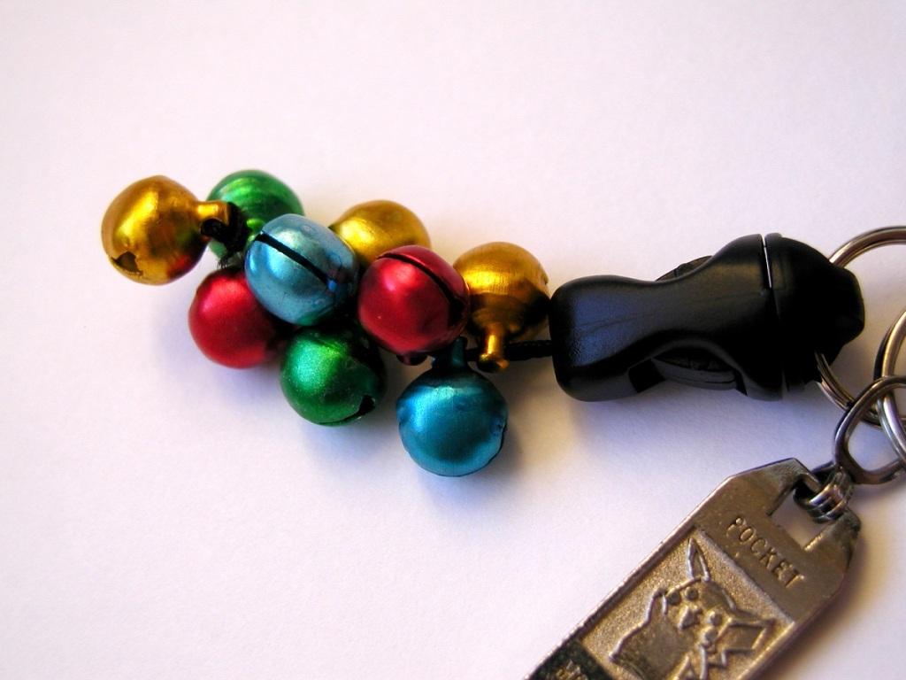Bunch of Bells Whimsy Keychain - Bunch of Bells portachiavi fantasia