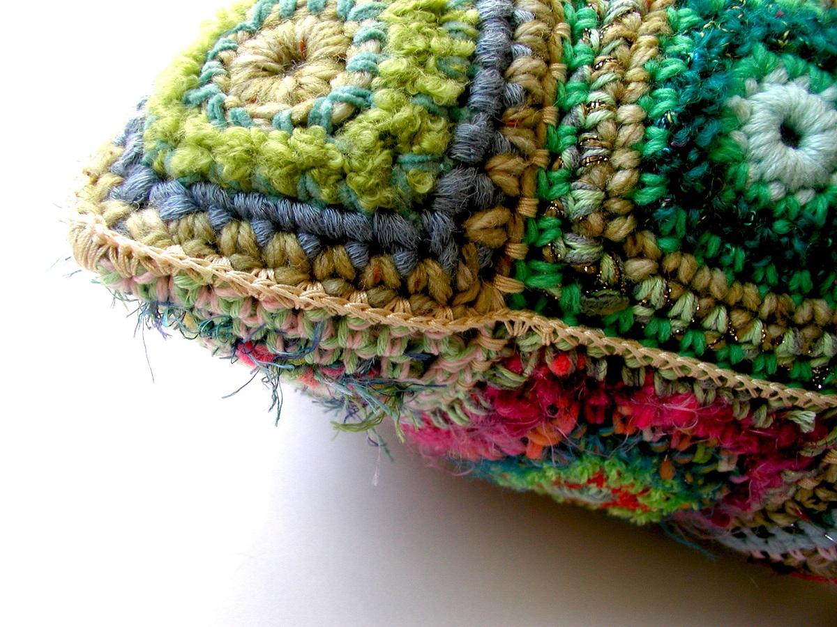 Oliver Square Decorative Pillow - Oliver cuscino arredo quadrato