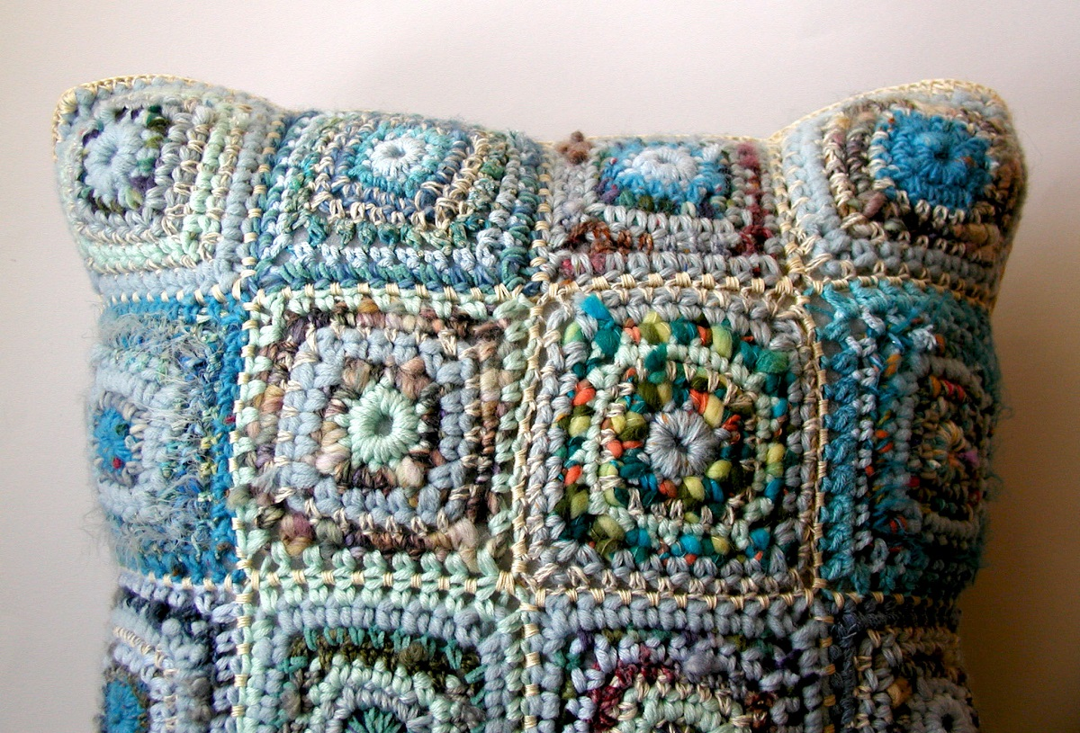 Faustus Square Decorative Pillow - Faustus cuscino arredo quadrato