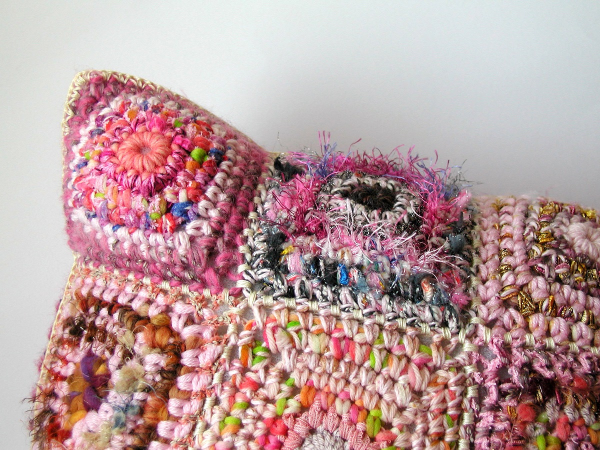 Archibald Square Decorative Pillow - Archibald cuscino arredo quadrato
