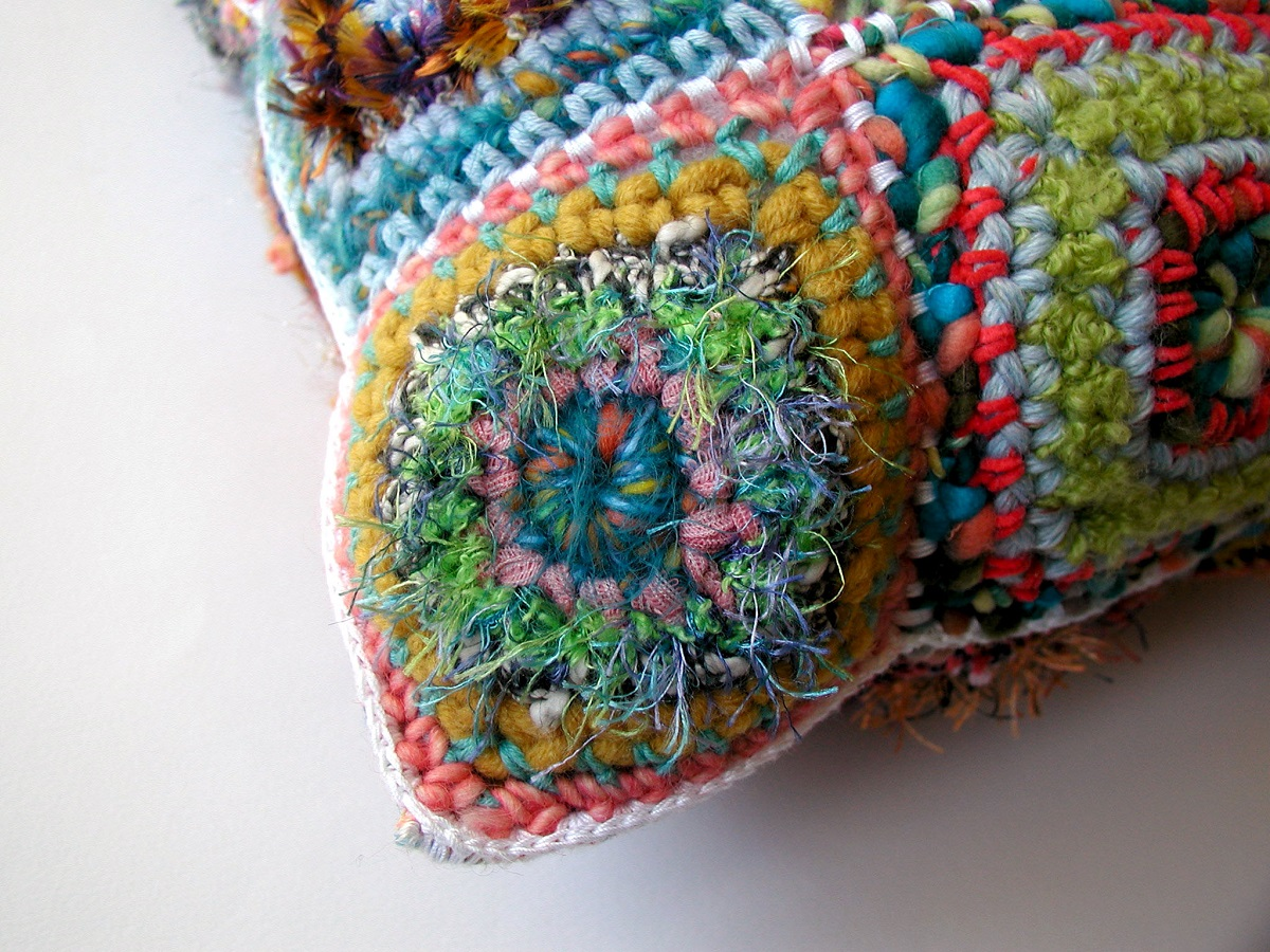 Thor Square Decorative Pillow - Thor cuscino arredo quadrato
