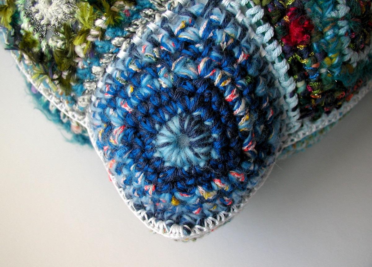 Earnest Square Decorative Pillow - Earnest cuscino arredo quadrato