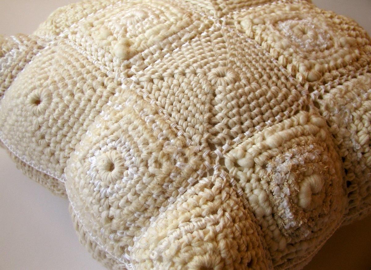 Eugene Square Decorative Pillow - Eugene cuscino arredo quadrato