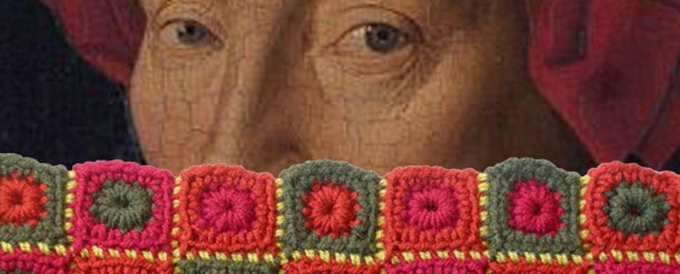 Jan Van Eyck Unisex Neckwarmer - Jan Van Eyck scaldacollo unisex