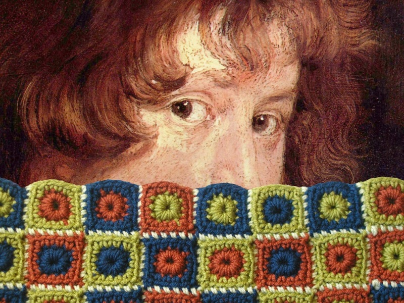 Anthony Van Dyck Unisex Neckwarmer - Antoon Van Dyck scaldacollo unisex